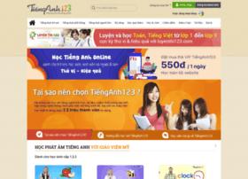 app.tienganh123.com