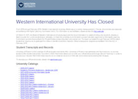 app.west.edu