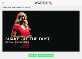 app.worshipu.com