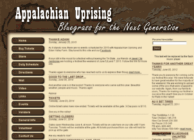appalachianuprising.net