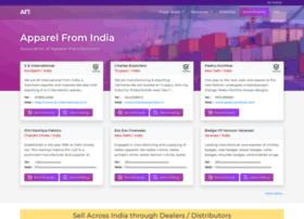 apparel-india.com