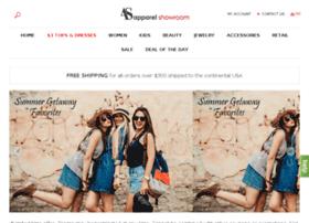 apparelshowroom.com