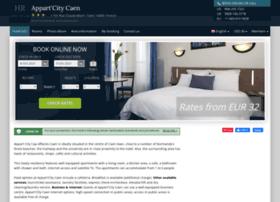 appart-city-caen.hotel-rez.com