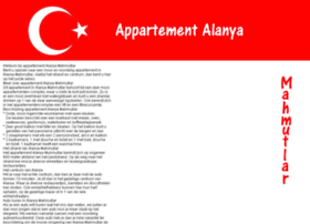 appartement-alanya-mahmutlar.nl