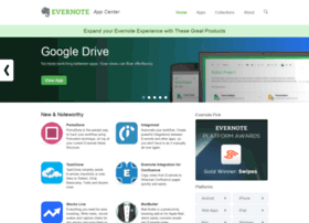 appcenter.evernote.com