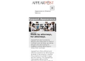 appearpost.com