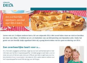 appeltaart.dela.nl