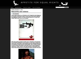 appetiteforequalrights.blogspot.com