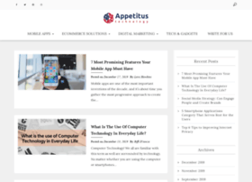 appetitustechnology.com