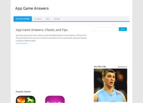 appgameanswers.com