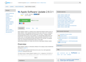 apple-software-update.updatestar.com