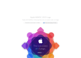 Apple-wwdc2015-logo.webflow.io