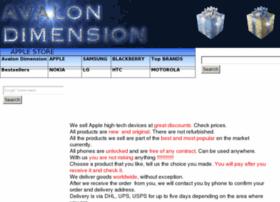 apple.avalon-dimension.com