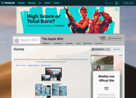 apple.wikia.com