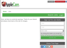 applecaredoctors.hirecentric.com
