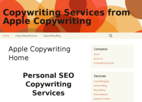 applecopywriting.co.uk
