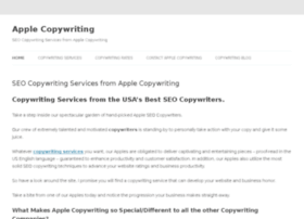 Applecopywriting.com
