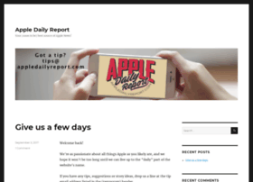 appledailyreport.com
