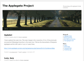 applegate-project.org