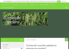 applegategardens.co.uk