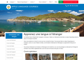 applelanguages.be