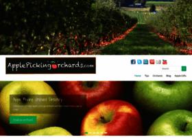 applepickingorchards.com