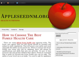 appleseednm.org