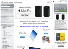 appleshopindonesia.com
