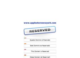 applestorenewyork.com