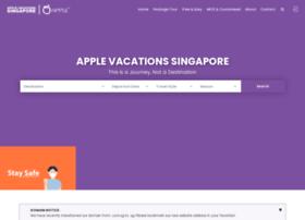 applevacations.com.sg