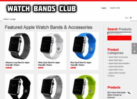 applewatchbandsclub.com