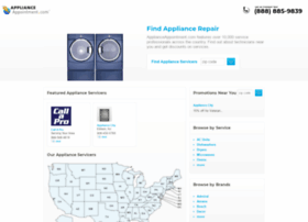 appliance-appointment.com