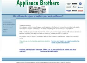 appliancebrothers.com