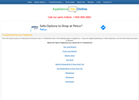 appliancehelponline.com