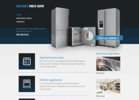 appliancepartsdepotfresno.com