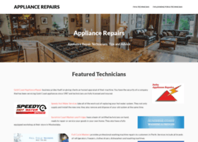 appliancerepairs.com.au