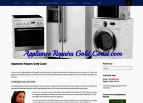 appliancerepairsgoldcoast.com