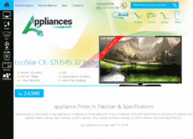 appliances.pk