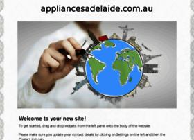 appliancesadelaide.com.au