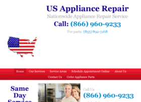 applianceserviceappointment.com