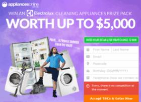 appliancesonlinecompetition.com.au