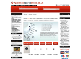 appliancesparesonline.co.uk