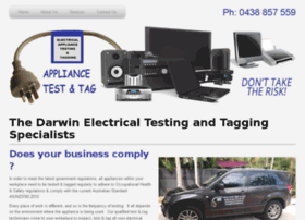 appliancetestnt.darwinwebdesign.com.au