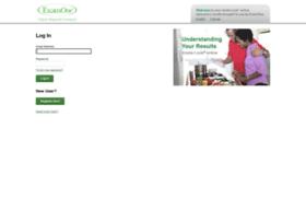 applicant.examone.com