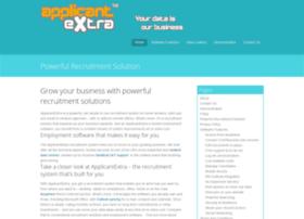 applicantextra.com