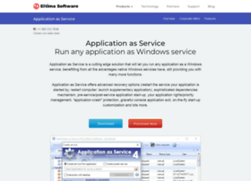 application-as-service.com