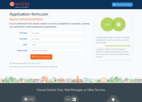 application-form.com