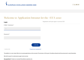 application.excellence-awards.eu