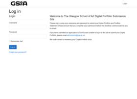 application.gsa.ac.uk