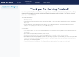 application.overlandsummers.com